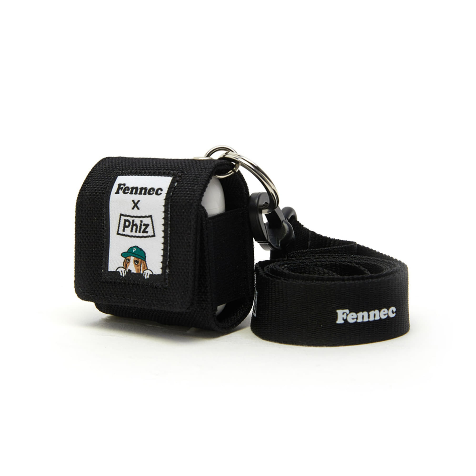 FENNEC X PHIZ C&S AIRPODS CASE - BLACK