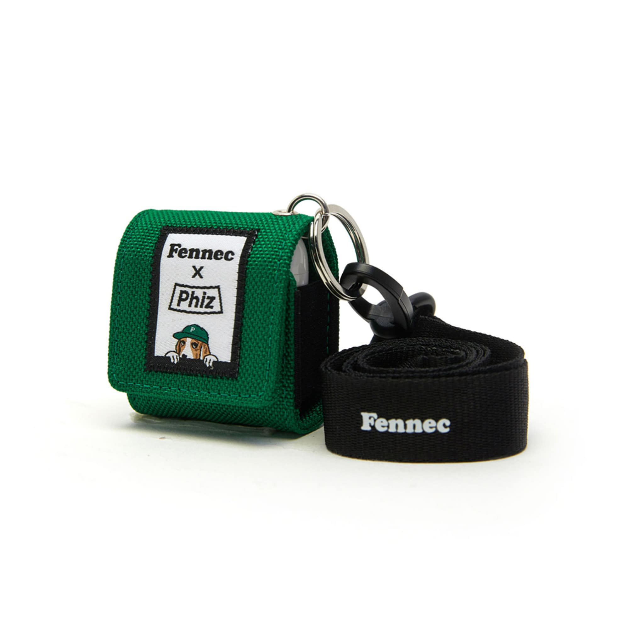 FENNEC X PHIZ C&S AIRPODS CASE - GREEN