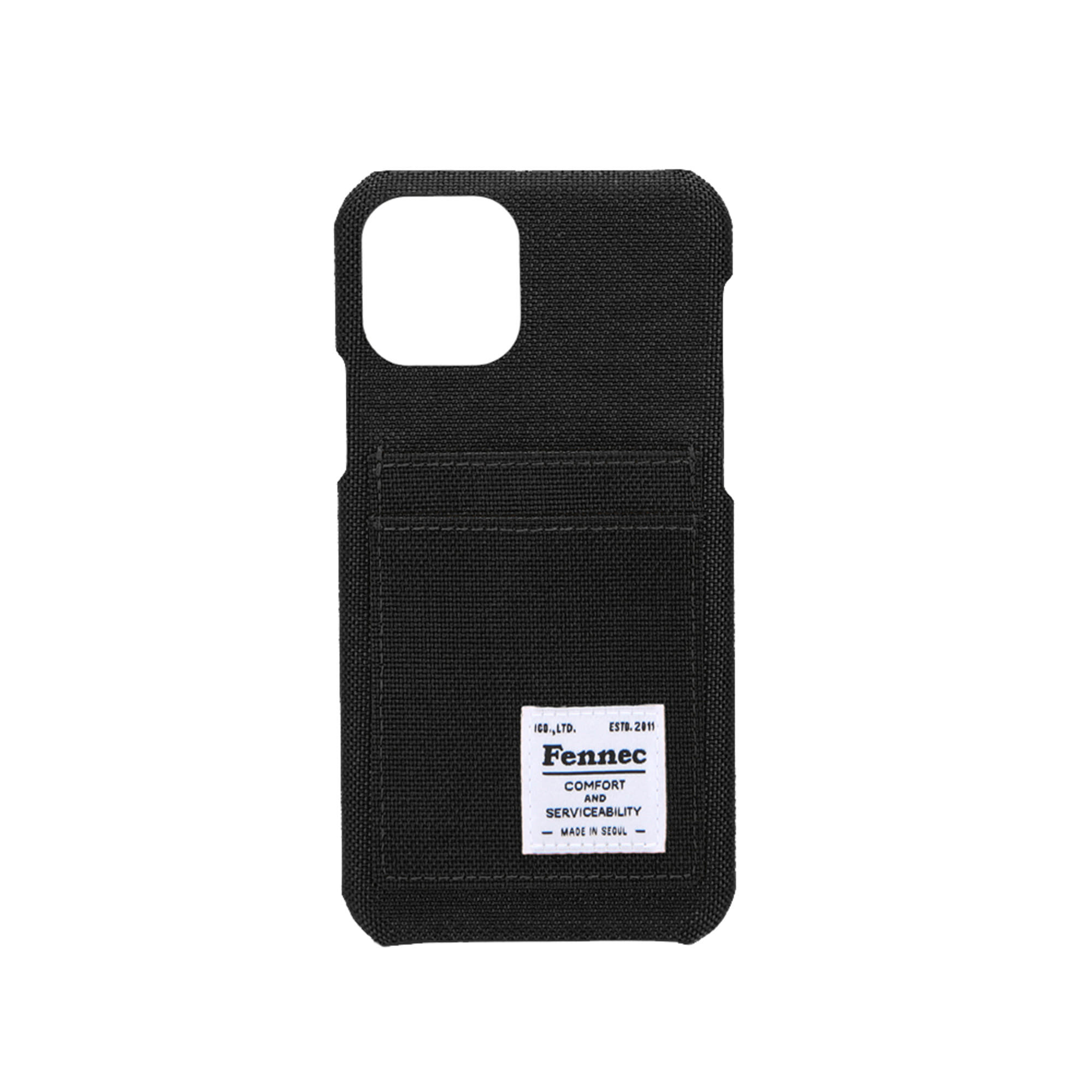 C&S iPHONE 11 PRO CARD CASE - BLACK