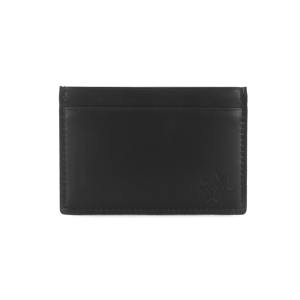 [DISCONTINUE] PIP! CARD CASE - BLACK