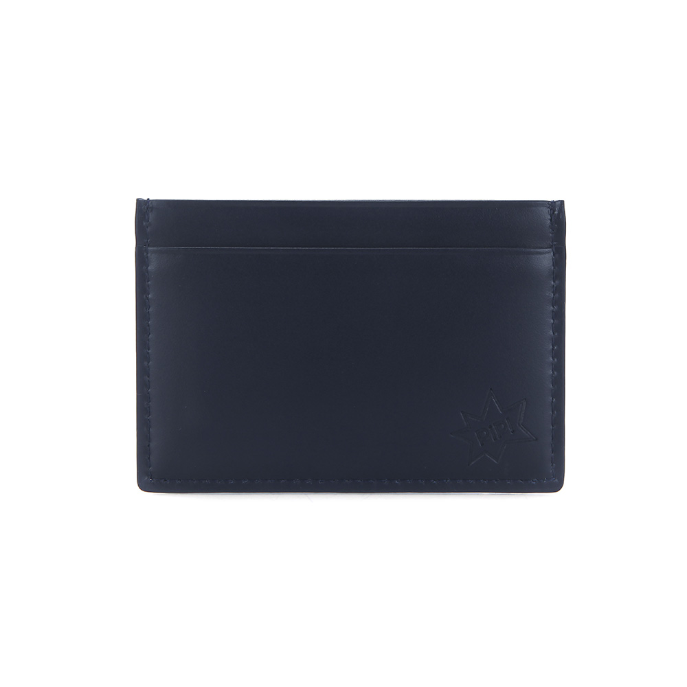 [DISCONTINUE] PIP! CARD CASE - NAVY