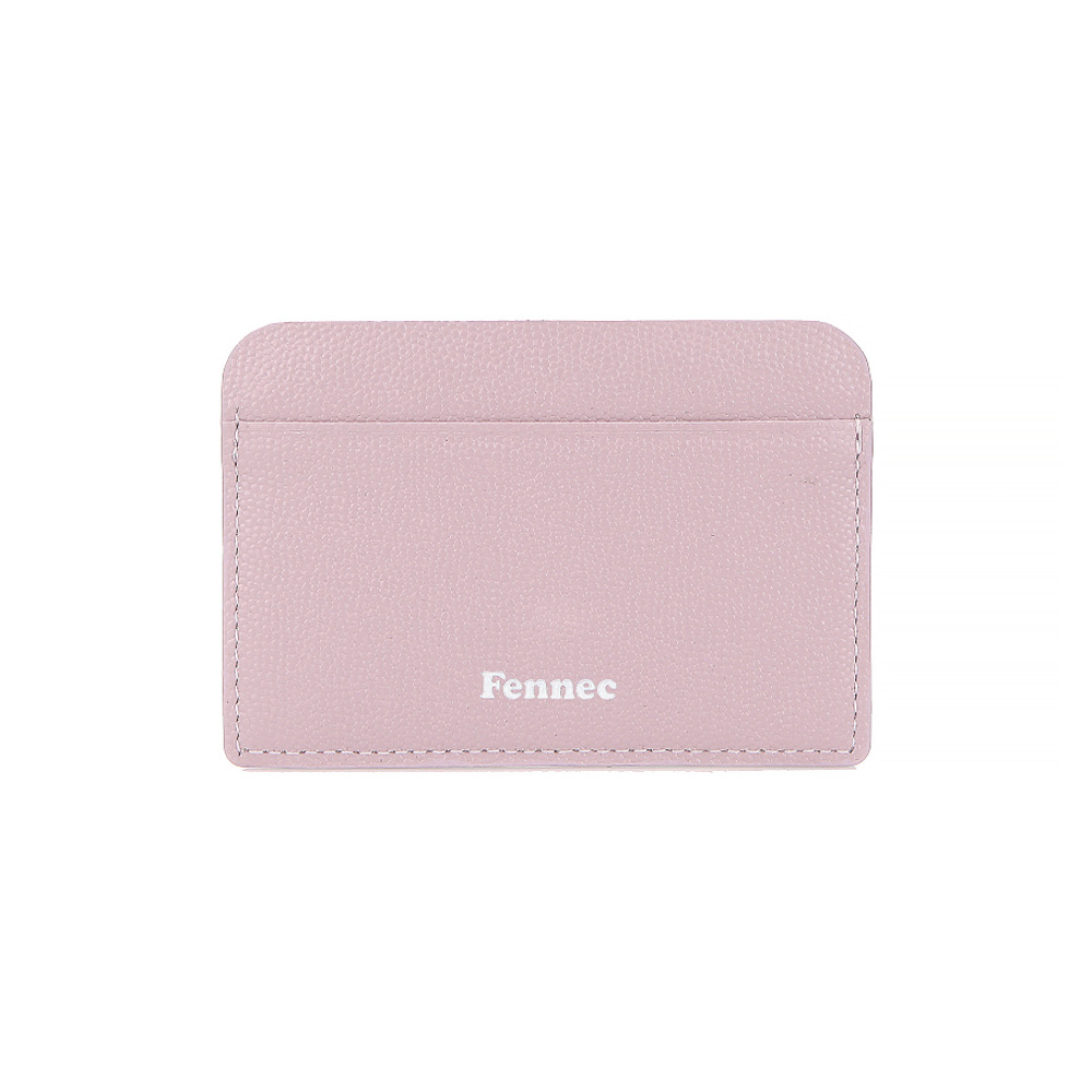 CAVI CARD POCKET - LILAC PINK