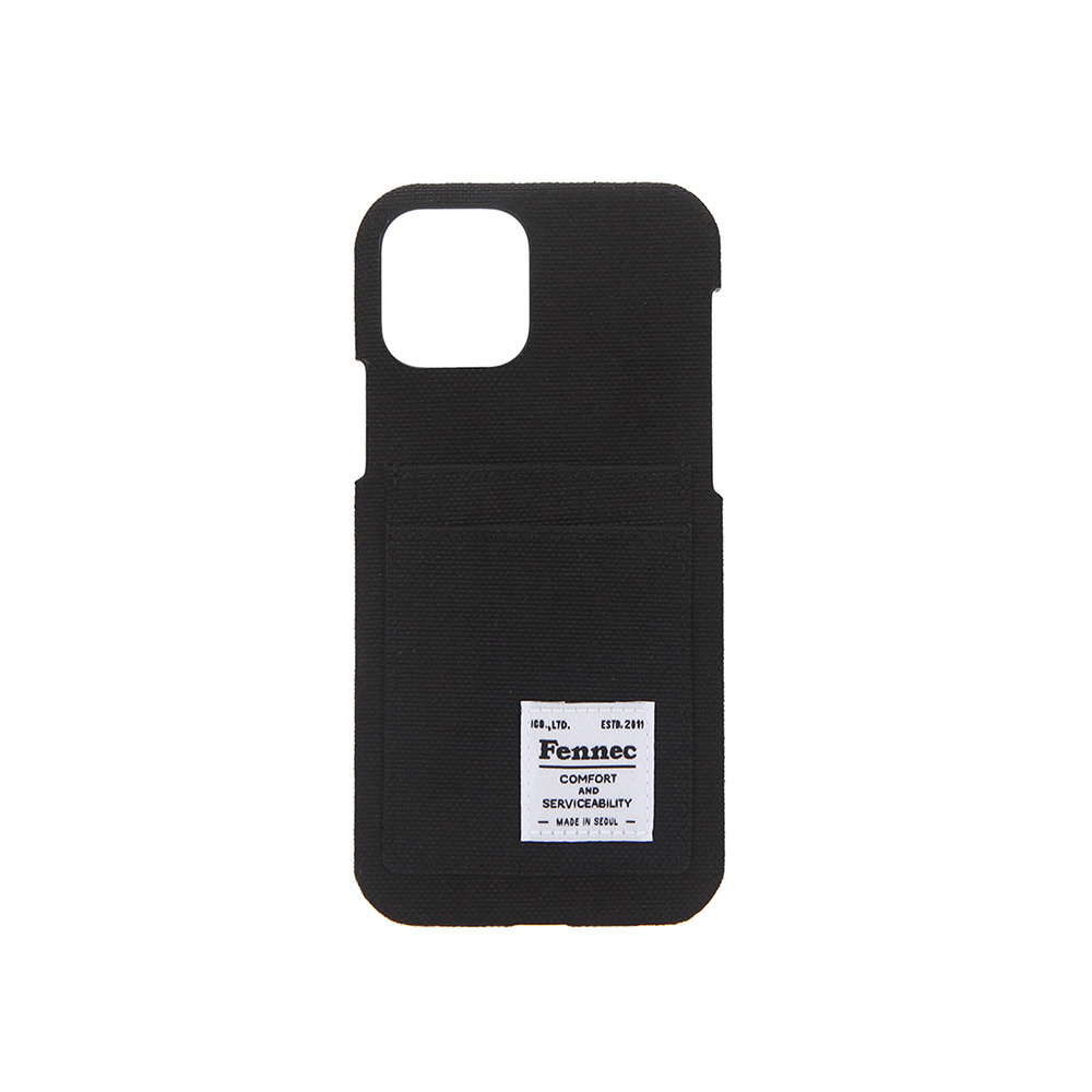 C&S IPHONE 12 / 12 PRO CARD CASE - BLACK