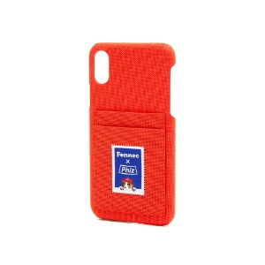 FENNEC X PHIZ C&S iPHONE X/XS CARD CASE - ORANGE