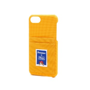 FENNEC X PHIZ C&S IPHONE 7/8 CARD CASE - YELLOW