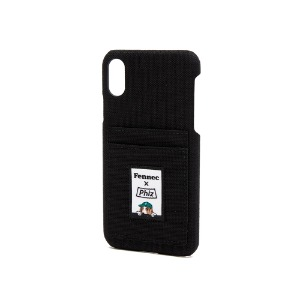 FENNEC X PHIZ C&S iPHONE X/XS CARD CASE - BLACK