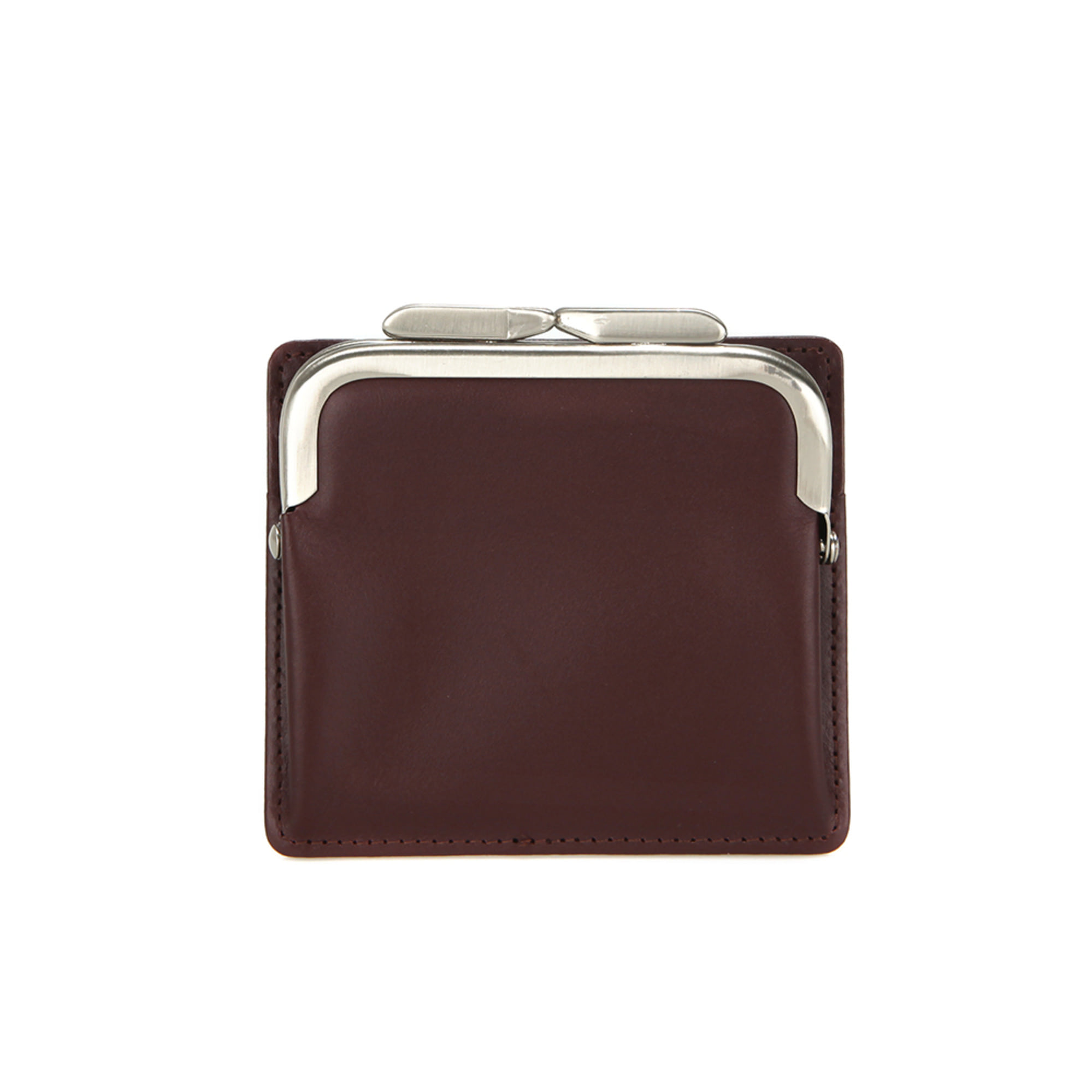 [DISCONTINUE] FRAME CARD WALLET - WINE