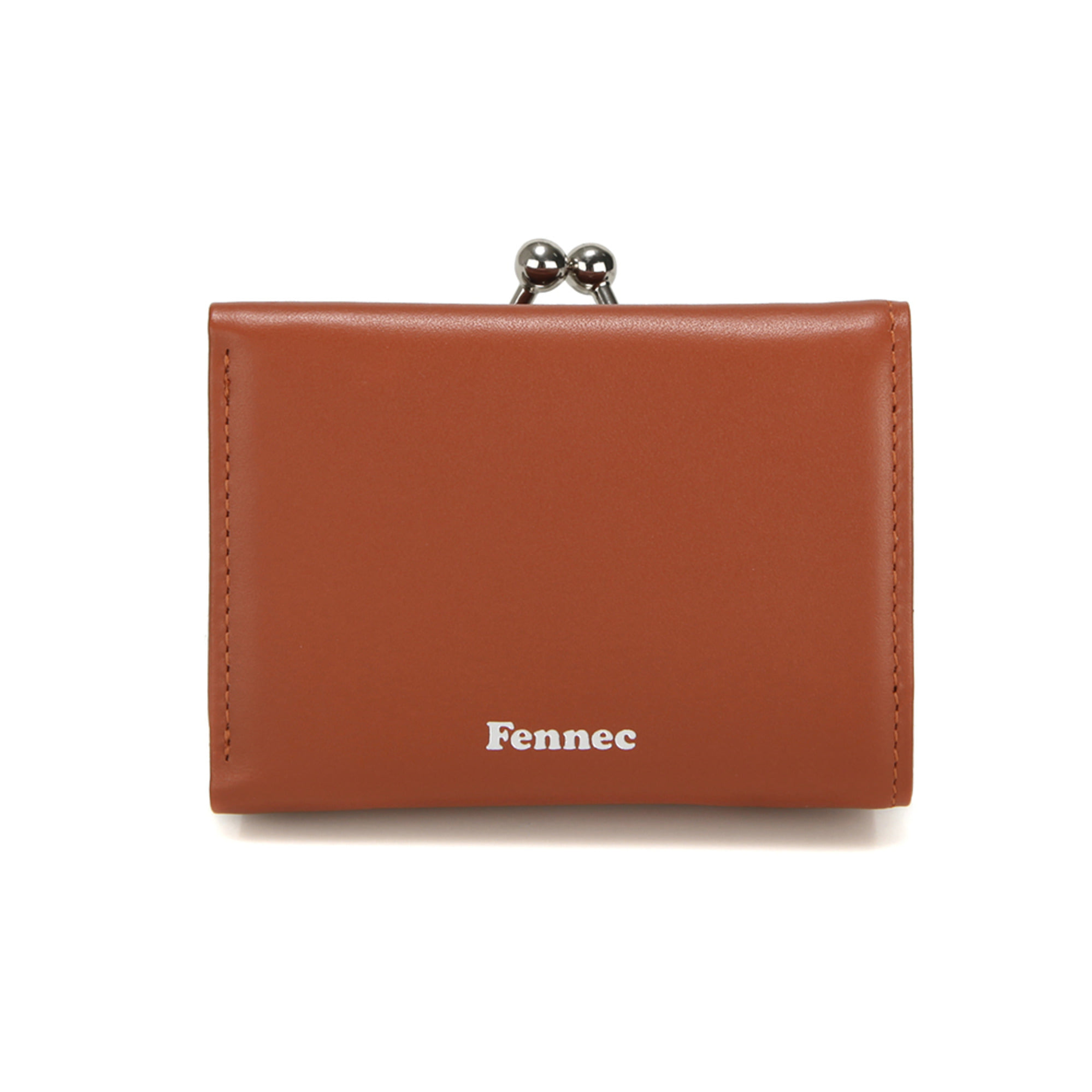 [DISCONTINUE] FRAME TRIPLE WALLET - AMBER