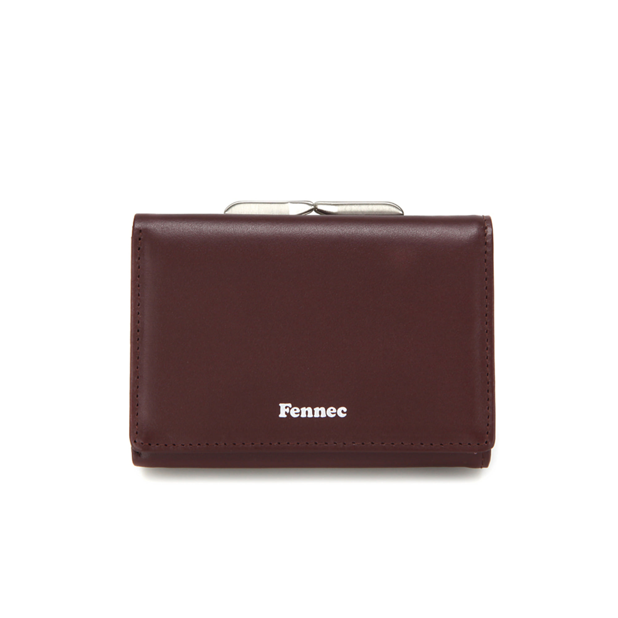 FRAME WALLET - WINE