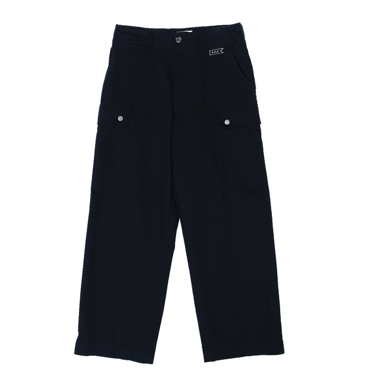 SFS WORK PANTS - BLACK