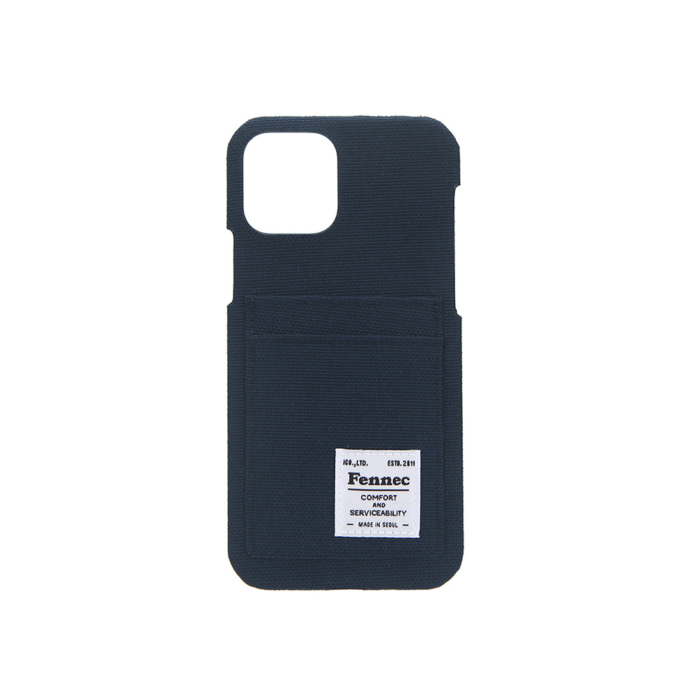 C&S IPHONE 12 / 12 PRO CARD CASE - NAVY