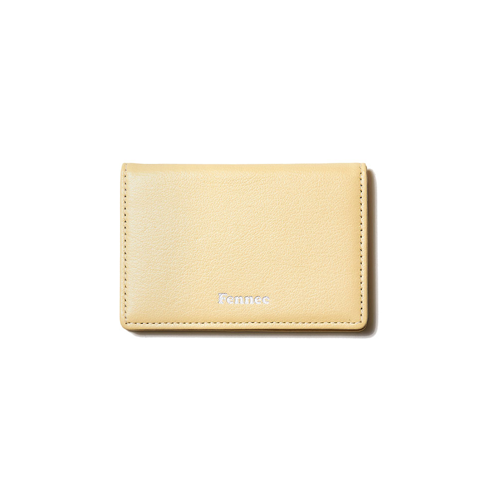 [5/4 예약배송][21SS] SOFT CARD CASE - TINT YELLOW